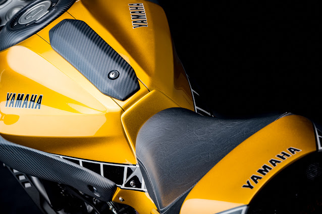 Yamaha MT07 By Hageman Motorcycles Hell Kustom