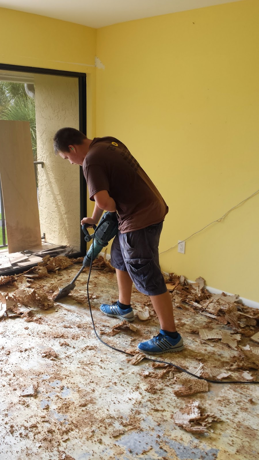 Tile Removal Swfl Florida Is Tile Hard To Get Up Which