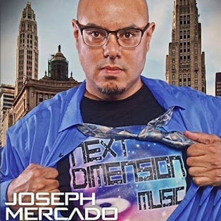 poster of Mercado promoting business Next Dimension Music