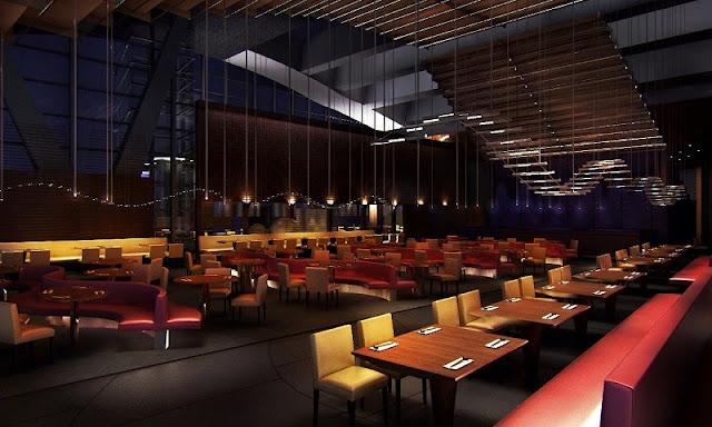 Restaurante Bar Masa em Las Vegas