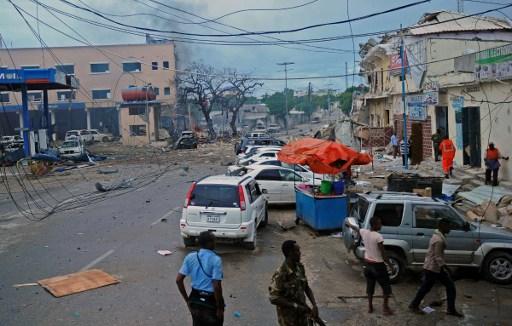 Al menos 13 muertos en ataque suicida en la base de la ONU en Somalia