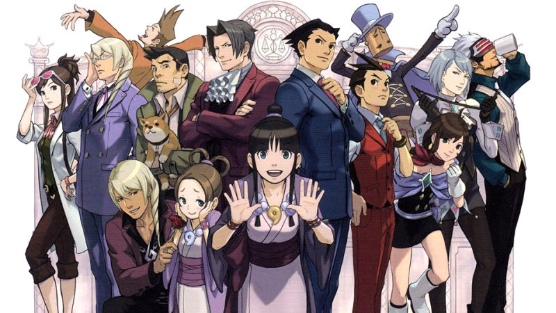 Ace Attorney Subtitle Indonesia