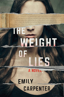 The Weight of Lies by Emily Carpenter - Reading, Writing, Booking Blog
