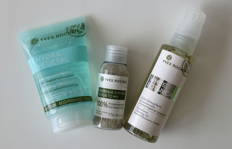 Yves Rocher Skincare Products