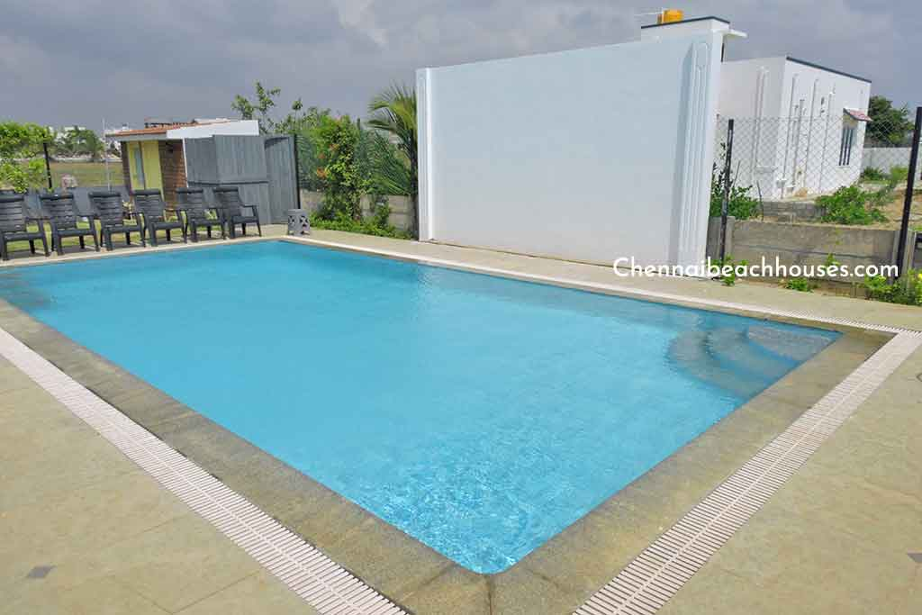 luxury beach house for rent in ecr