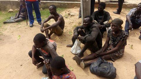 Lagos restates commitment to eradicate street begging
