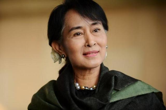Merasa Ternoda, Oxford Copot Gelar Kehormatan Aung San Suu Kyi