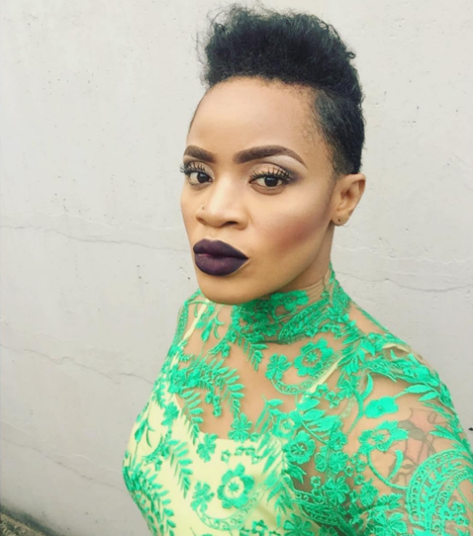 Nollywood Actress Uche Ogbodo Clap Back At A Fans Comparing Her To Bobrisky