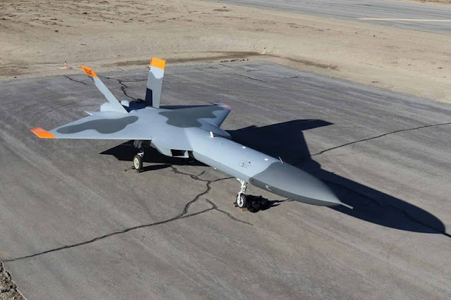 Fifth Generation Aerial Target ready for first flight