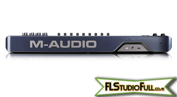M-Audio Oxygen 49 - Teclado Midi | Equipamentos para Home Studio