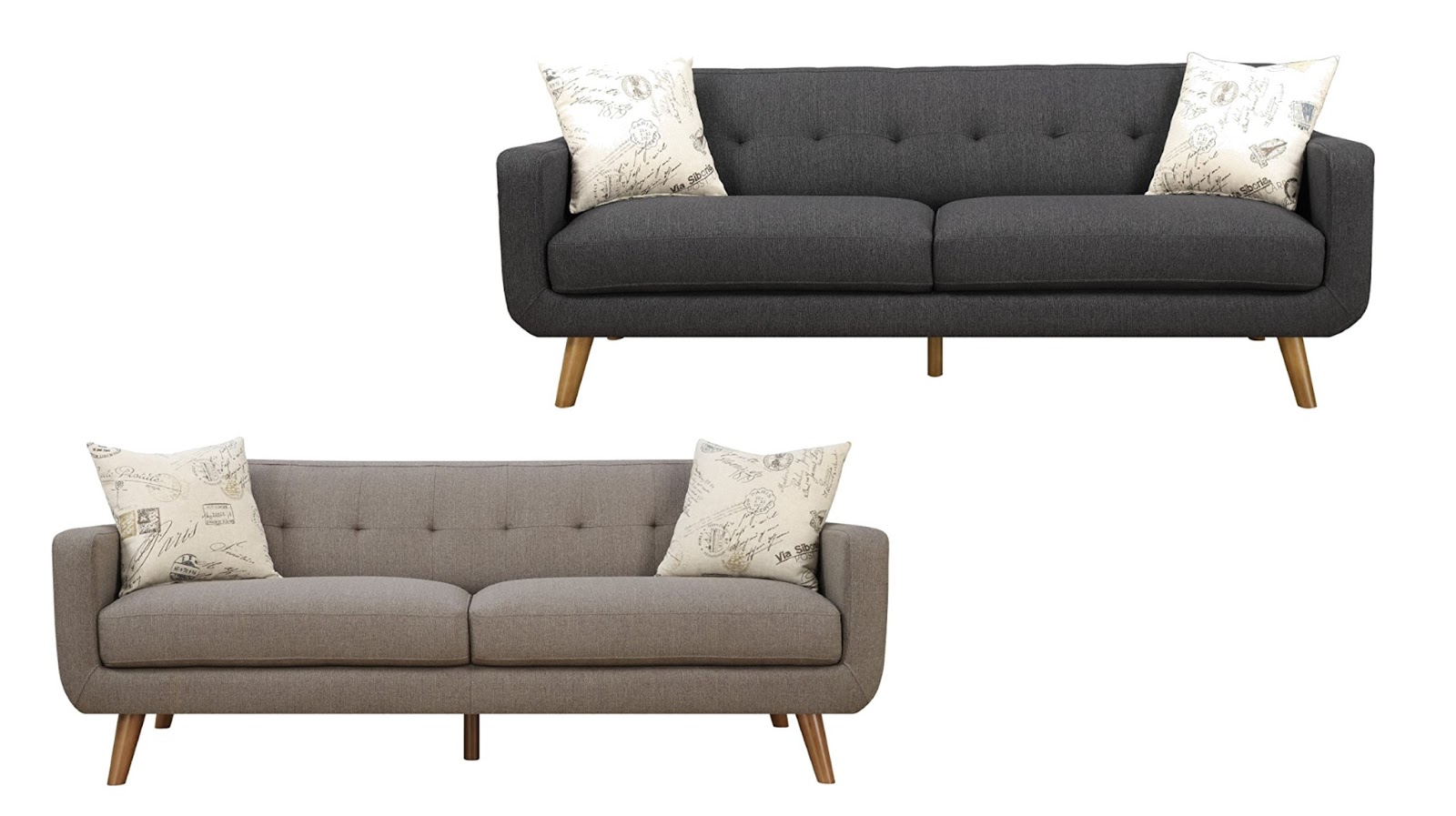 13 Affordable Mid Century Style Sofas, Ranging From $336   $790, All Online