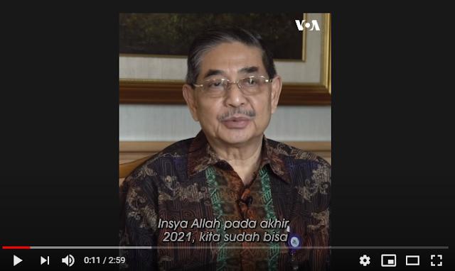 Eijkman: Jangan Mau Jadi Kelinci Percobaan Vaksin Asing, Indonesia Bisa Bikin Vaksin Covid-19