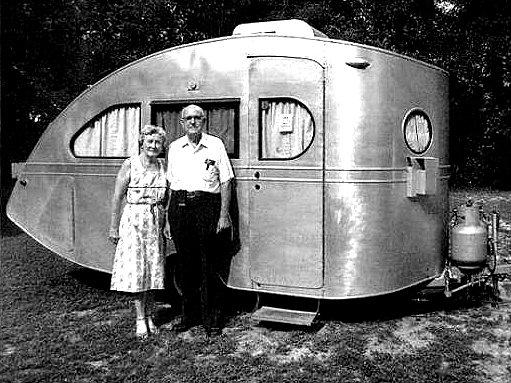 Vintage Camping Photos 6