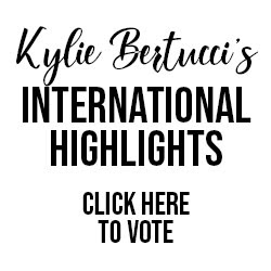 Kylie's International Blog Highlights November 2019 | Vote for ...