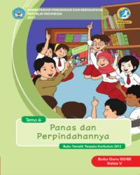 Buku tema 6 Guru Kelas 5 k13 2017