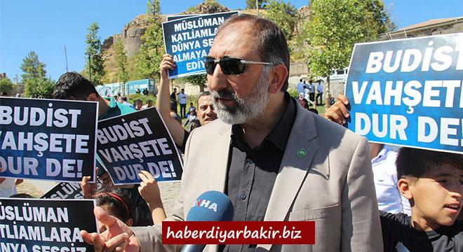 Arakan'daki zulüm Müslüman ülkelerin ayıbıdır