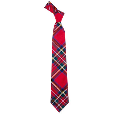 Corbata Tartán Lochcarron of Scotland