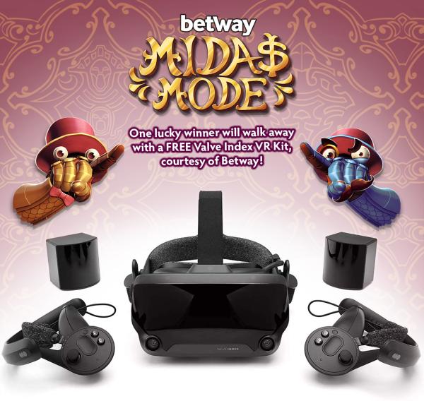 Sorteio Ganhe um Kit de Realidade Virtual da Valve VR Index