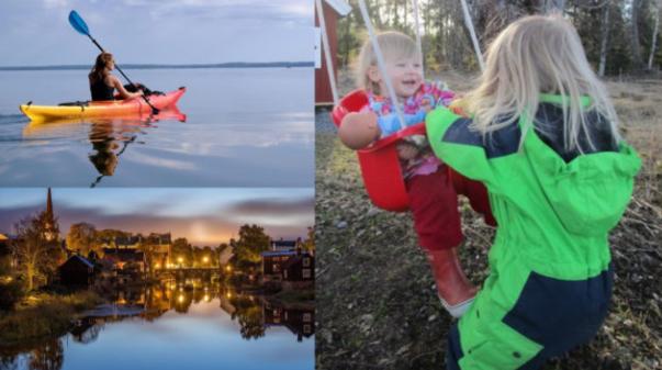 لماذا يختار المزيد من الناس الحياة الجيدة خارج ستوكهولم - Why more people are choosing the good life outside of Stockholm