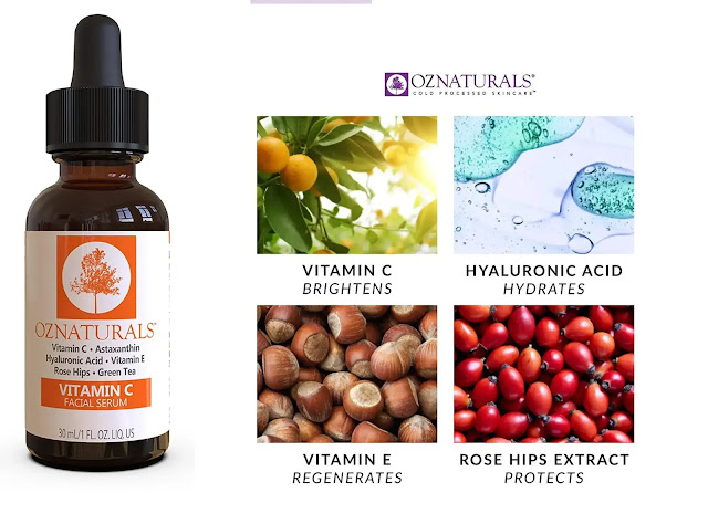 OZNaturals Vitamin C Serum review