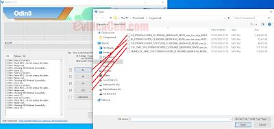 Download Firmware Samsung Galaxy Z Flip SM-F700W