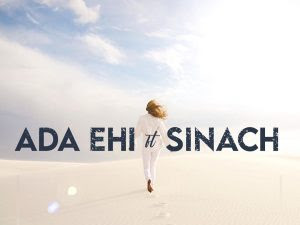 Ada ft sinach - Fix my eyes on you