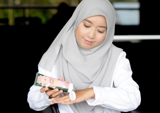 Losyen Dara Bonda Ning Salmah Untuk Kempiskan Perut Dan Buang Angin