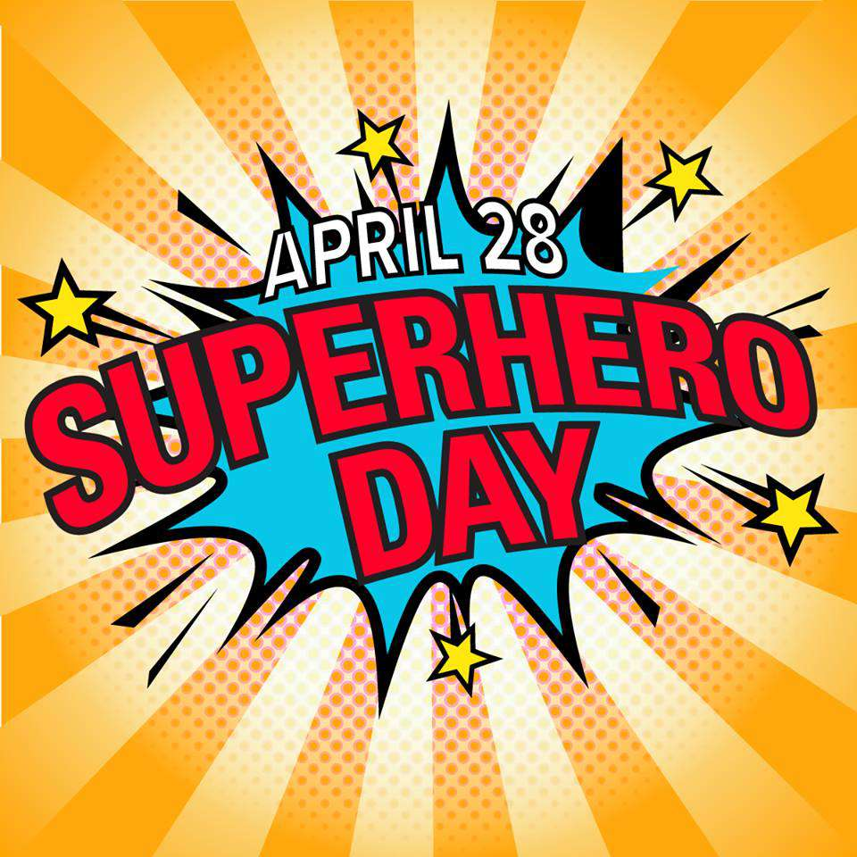 National Superhero Day Wishes For Facebook