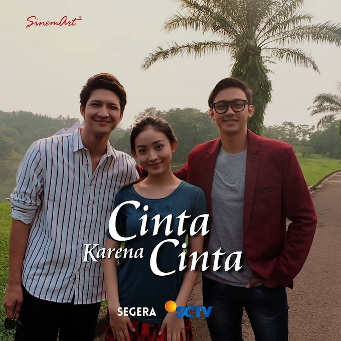 BIODATA Pemain Cinta Karena Cinta SCTV ( Natasha Wilona , Immanuel Caesar Hito, Aditya Zoni , Megan Domani )