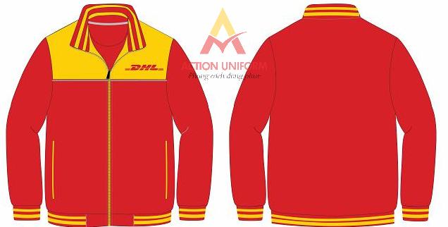 Mẫu áo khoác gió 2