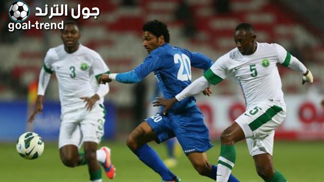 نتيجة مواجهة السعودية والكويت في بطولة اتحاد غرب آسيا