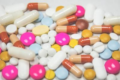 vitamin dan obat obatan