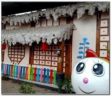 Istana Bunga Sakura Blitar