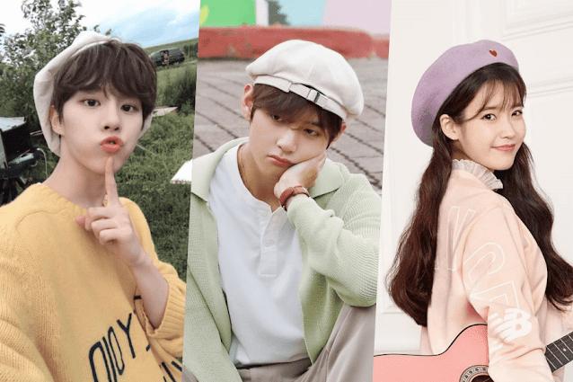 Berede Karşı Konulamaz Büyüleyici Görünen 10 K-Pop İdolü