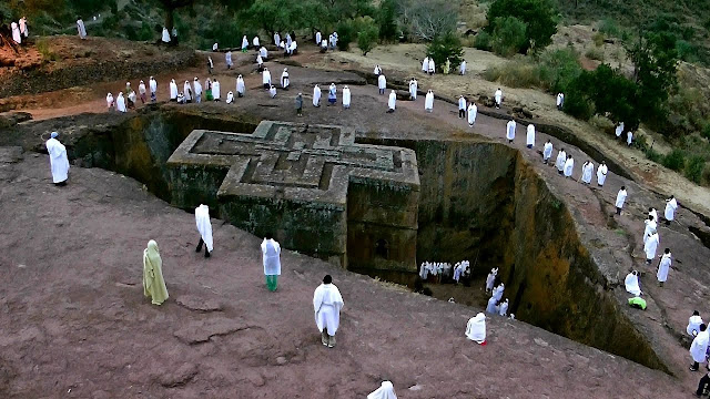 Lalibela rock churches