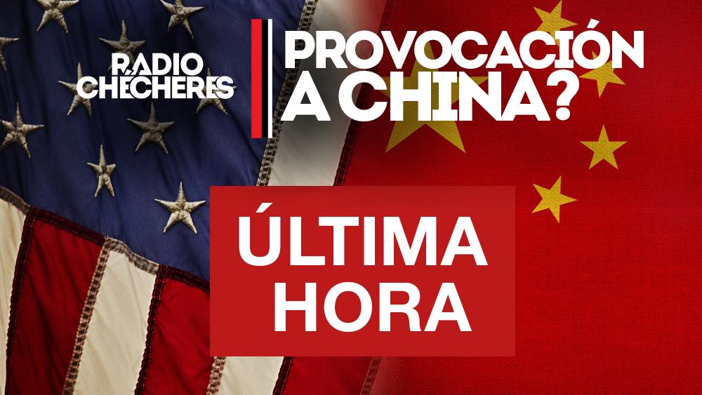 Provocación a China. EE.UU. levanta todas las restricciones a la cooperación con Taiwán