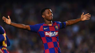 Barca Wonderkid Ansu Fati Cleared to Play for Spain
