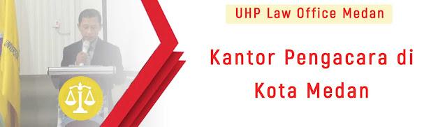 Kantor Pengacara di Medan Johor Kota Medan