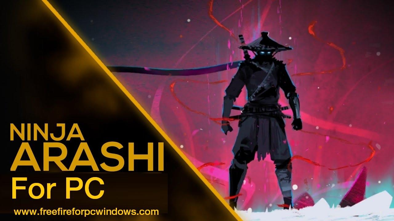 Ninja Arashi 2 For PC