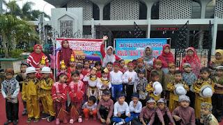 Lowongan Guru di PAUD IBNU Khaldun 01 Pati