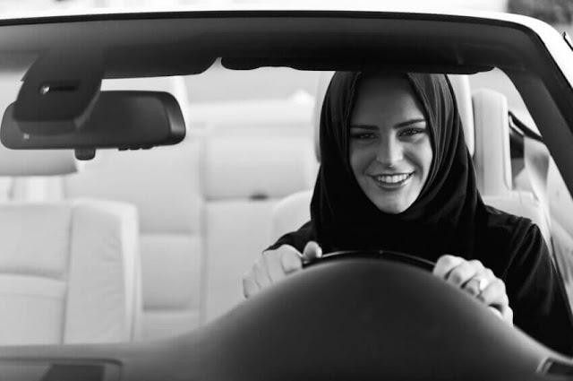 قيادة المرأة للسيارات
