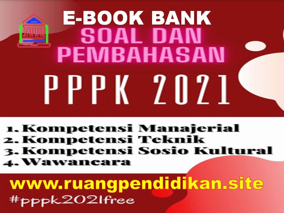E-Book Bank Soal PPPK