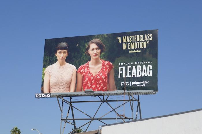 Fleabag season 2 FYC Masterclass emotion billboard