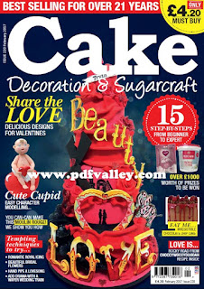 Cake Decoration & Sugarcraft February 2017