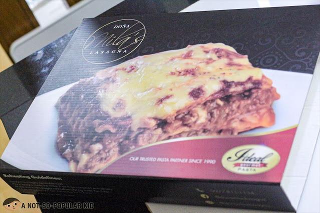 Doña Mila's Lasagna - Metro Manila