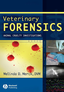 Veterinary Forensics by Melinda Merck