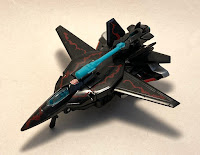 Ricochet Jet Mode Swing Wings