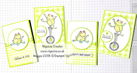 So Hoppy Together Note Cards Nigezza Creates