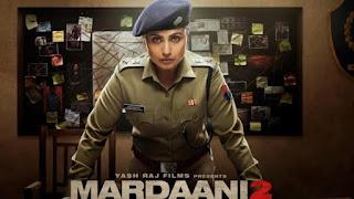 Mardaani 2 Movie 2019 Full HD download Tamilrockers, Tamilmv, Hindilinks4u, FilmyHit Bollywood movie, Songs, Download
