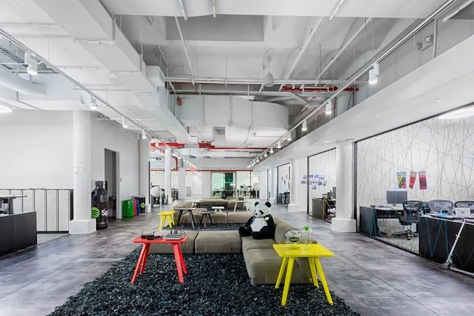 Yuk Intip Kemewahan Kantor Milik Perusahaan Terkenal Di Dunia
